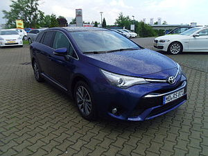 Toyota Avensis 1.8 l Business Edition inkl. TTG2+Panora